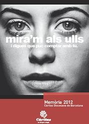 Memòria breu 2012 - Memòria breu 2012