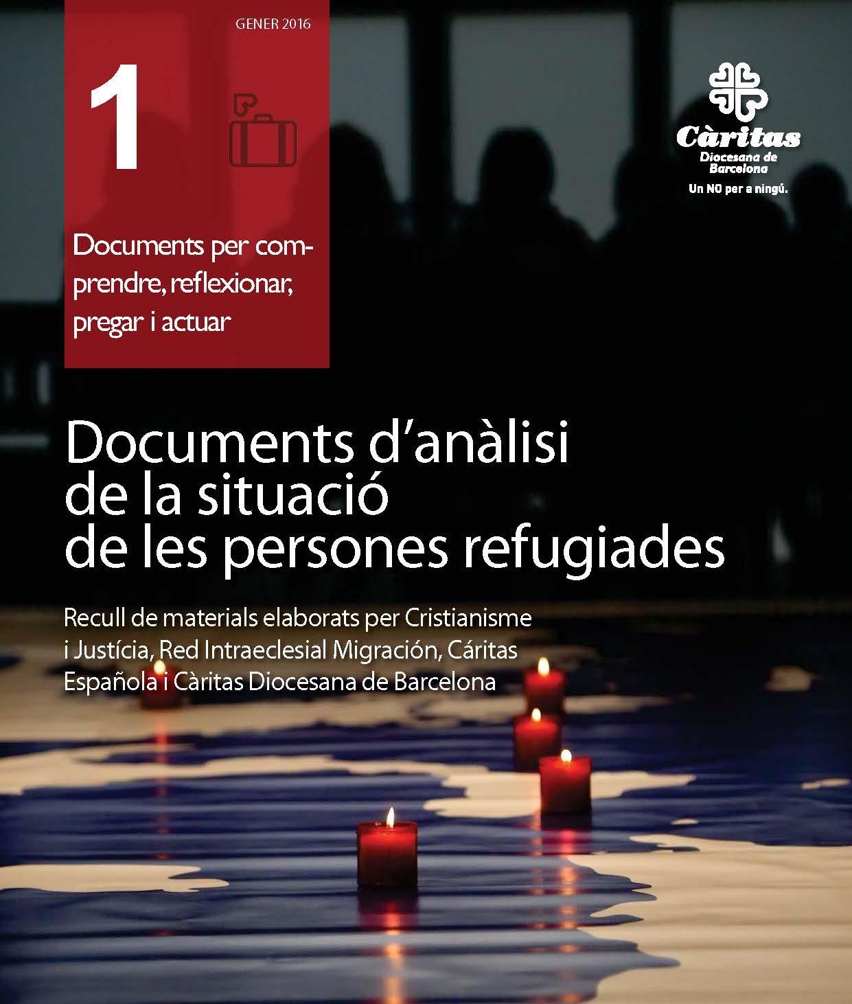 Documents d'anàlisi de la situació de les persones refugiades - Documents d'anàlisi de la situació de les persones refugiades