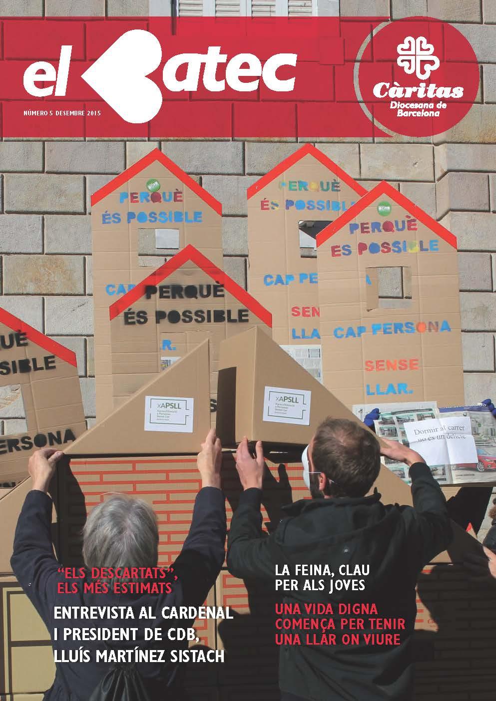 Revista Batec - Revista Batec - Desembre 2015