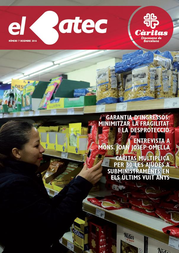 Revista Batec - Revista Batec - Desembre 2016