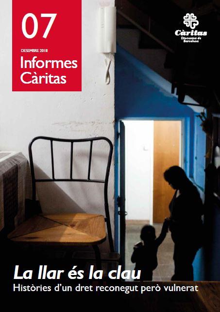 la-llar-es-la-clau-portada-informe-caritas-barcelona-2018